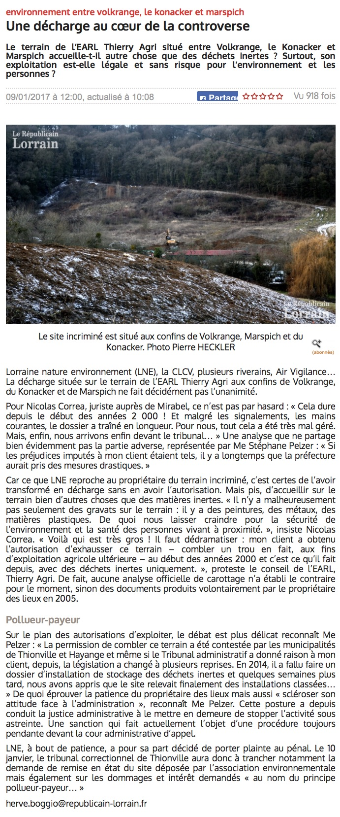 Article rl de chets 09 01 17