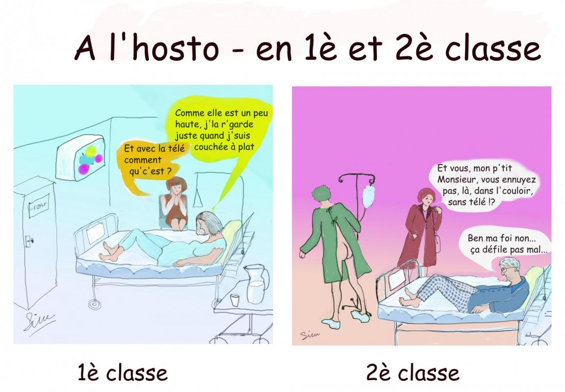 Bd a l hosto 1e et 2e classe