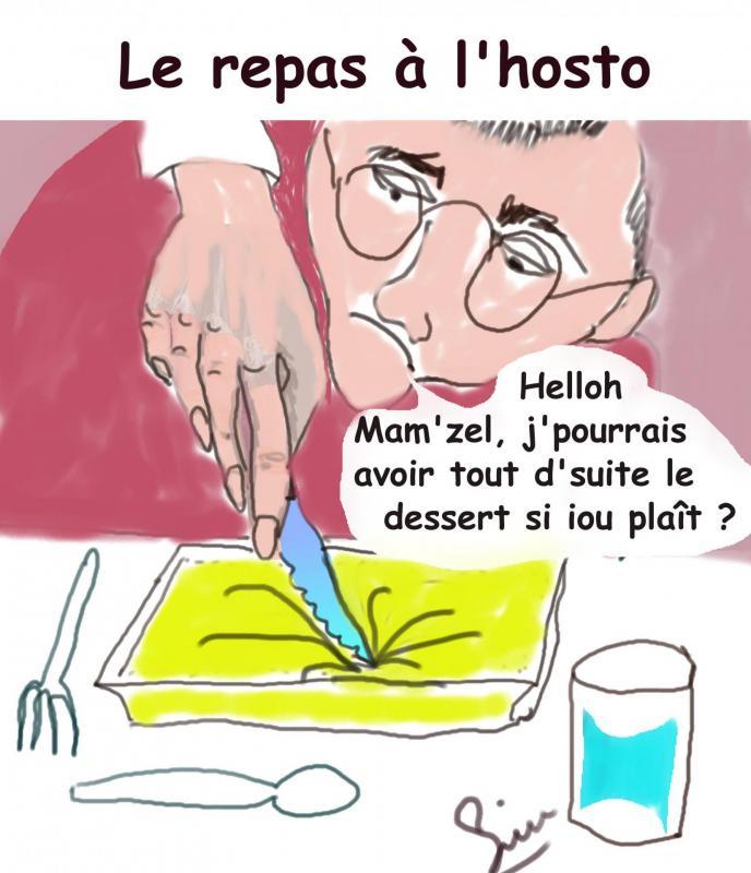 Bd repas a l hosto