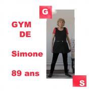 Gym de simone 89 ans